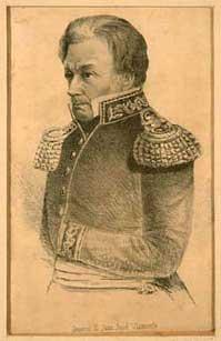 Retrato del general Juan José Viamonte.